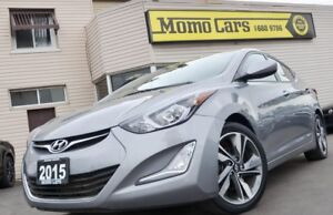 2015 Hyundai Elantra GLS! Backup Cam+Sunroof!Only $128/Bi-Weekly