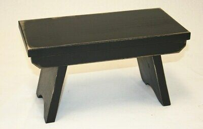 Amish Handcrafted Solid Wood Step Stool in -