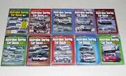 DVD SET - Classic Australian Touring Car Races - Volumes 1 to 10 Centenary Heights Toowoomba City Preview
