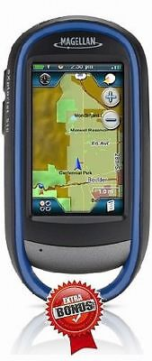 Magellan Explorist 510 GPS CANADA / USA (NA) ATV SNOWMOBILE FISHING HOTSPOT MAPS