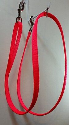10 Ft. Hunting Dog Leash 2 Snaps O Ring Heavy Duty USA Best Made (10 Best Hunting Dogs)