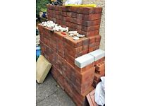 approx 450 Brand new BRICKS - excellent quality