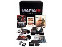 The Mafia III Collector's Edition brand New for PS4