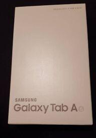 "Samsung Galaxy tab A6 10.1"" 16GB Black like New"