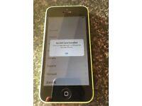iPhone 5c 16gb EE Network
