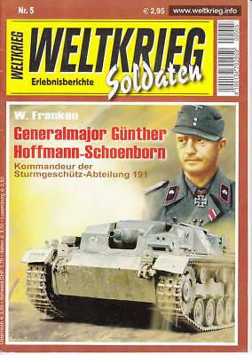 """Weltkrieg """"Soldaten"""" Nr. 05 ***Zustand 1-2***"""