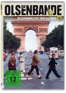 Die Olsenbande fliegt über alle Berge 13 Teil - HD Remastered - DVD - Neu u. OVP
