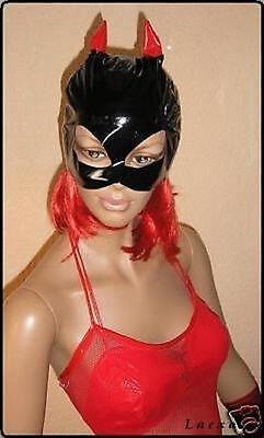 Lack Maske Teufel Diabolo Batman Laexa