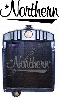 Northern 219756 International Harvester Farmall 140 Tractor Radiator 369400r94