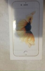 iPhone 6S Gold Colour Unlocked