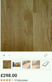 40mm Soild oak kitchen worktops