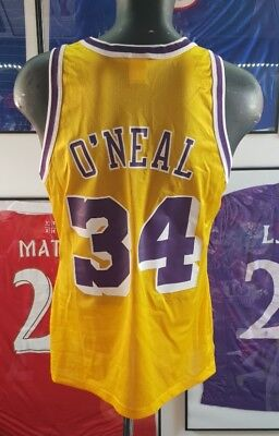 93d4c506c6a Jersey T-Shirt Trikot Orlando Magic Oneal Hardaway NBA Bulls Lakers  Basketball M
