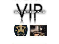 Donny Osmond - VIP EXECUTIVE BOX- SUNDAY-- Same price as normal seat