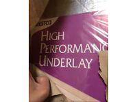 Westco high performance underlay