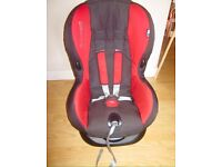 Maxi Cosi for Mothercare Car Seat Priori Red and Black
