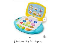 My First Laptop