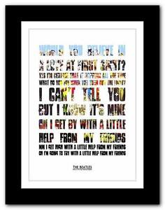 THE-BEATLES-With-A-Little-Help-From-My-Friends-typography-poster-art-print