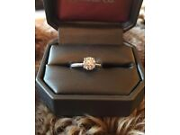 Diamond Solitaire Engagement Ring- 1.56 Carat Recently valued at £7550.00