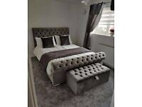 BIGGEST EVER SALE ON SLEIGH BEDS WITH FREE DELIVERY