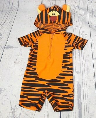 Disney Baby Tigger Winnie The Pooh Infant Baby Halloween Costume One Piece 9 M