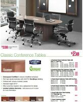 Office Boardroom & Conference Tables - Newfoundland & Labrador