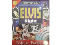 HOST YOUR OWN ELVIS NIGHT TRIBUTE PARTY PACK!