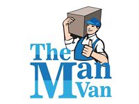 Van with Man