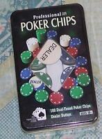 Set Completo Profesional Precintado Poker Chips -  - ebay.es