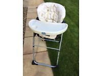 Baby toddler kids highchair chicco
