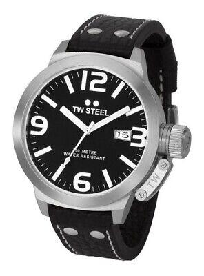 NEW TW Steel Canteen Men's Quartz Watch - TW22N
