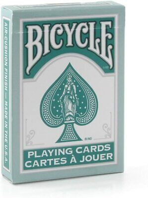 Bicycle Fashion Teal Playing Cards - New Sealed Collectible Deck - USPCC