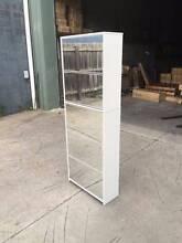 New Mirrored Shoe Cabinet Rack Mirror Storage Organiser Clayton Monash Area Preview