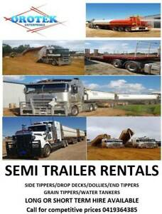 Semi Trailers for sale or rental Cunderdin Cunderdin Area Preview