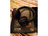 Monster NTune like Beats high performance Headphones brand new in box