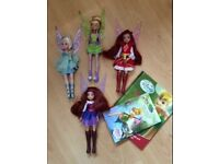 Disney Fairies Doll Bundle