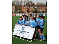 Women's Football (Soccer) - players, goalkeeper needed for competitive, friendly team