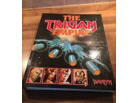 The Trigan Empire 1978 1st Edition Don Lawrence
