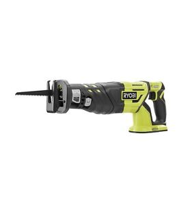 Ryobi BRUSHLESS  Reciprocating Saw with Battery and Charger