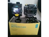 Ee action cam and Smart watch