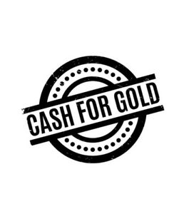 ****CASH FOR GOLD****70% PAYOUT****WILL NEGOTIATE****