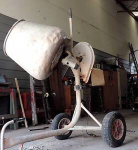 Cement  Mixer 240v Electric 2.2cu,ft Moolap Geelong City Preview