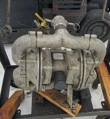 2 Sandpiper Warren Rupp Stainless Steel Diaphragm Pump Sa2-a Type Db-3-a