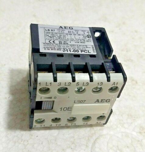 AEG LS07 Contactor - 2 pc lot