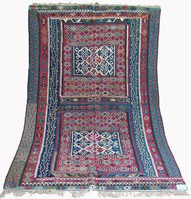 Orientteppich Hamburg 260x160 cm antik orient teppich nomaden kayseri kelim kilim
