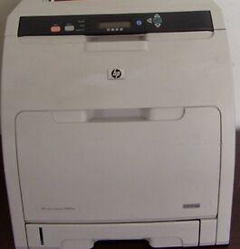 HP COLOUR LASERJET CP3505 PRINTER