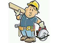 HANDYMAN SERVICES - CARPENTER - BUILDER - FLAT PACK - ODD JOBS - TV BRACKETS - HANDY MAN