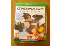 Overwatch Origins Edition for Xbox One (Still Sealed)