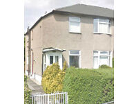 3 BEDROOM UPPER COTTAGE FLAT MENOCK ROAD KINGS PARK £500