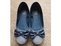 Women's NEXT shoes size 5. Only worn twice