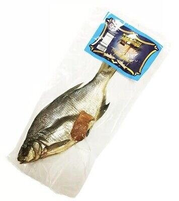 Russian Beer Snack Dried Salted Fish Bream Лещ ,0.80 lb- 1lb - US Seller - Fresh